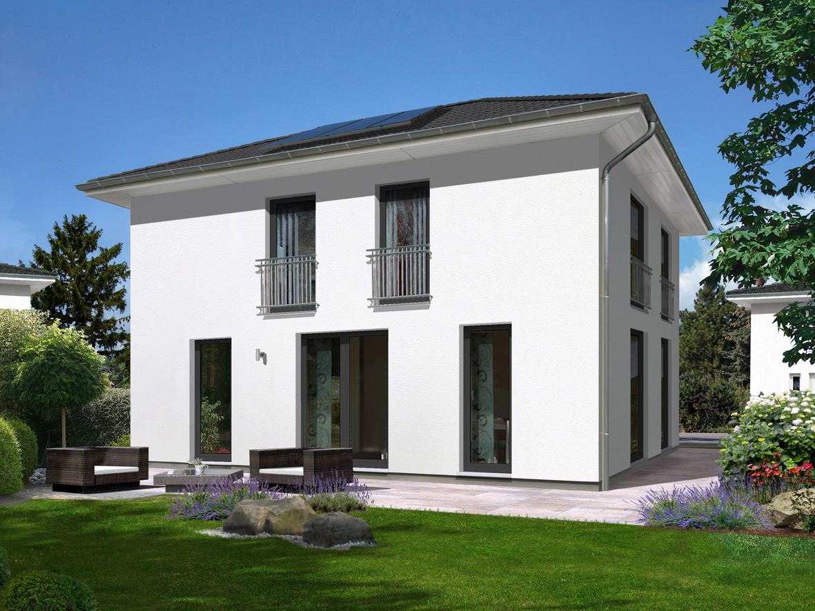 Das neue Stadthaus Flair 124 RE: Ein Wohlfühl-Haus für Anspruchsvolle