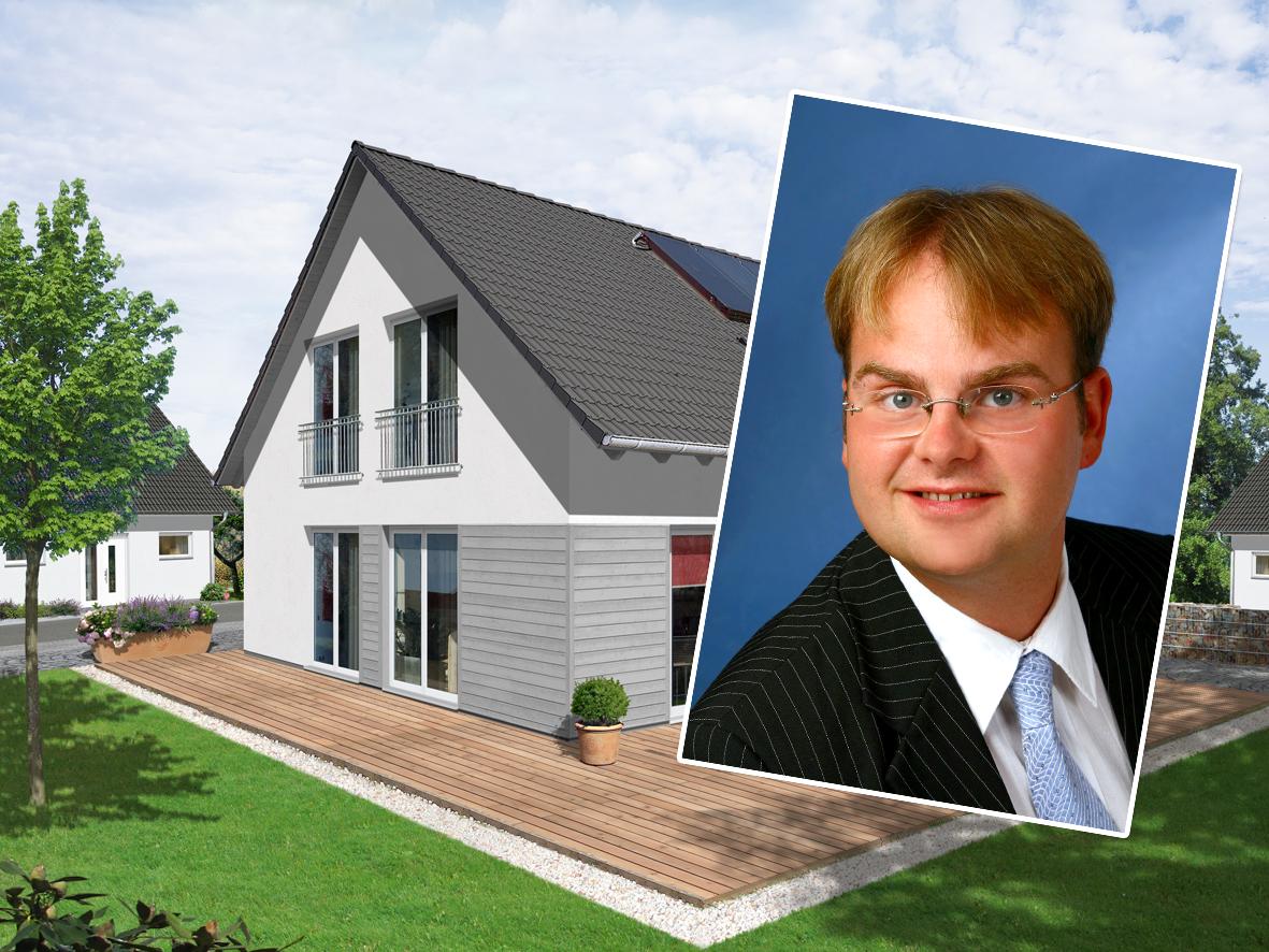 Vom Bauleiter zum Unternehmer: Sebastian Prüß ist erfolgreicher Franchise-Partner im Hausverkauf bei Town & Country Haus