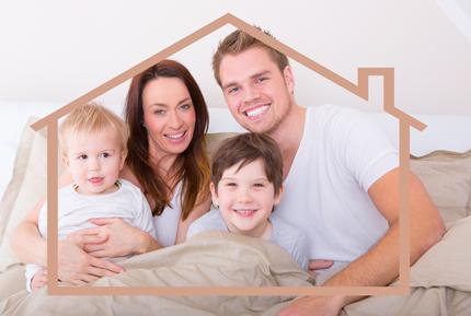 Deutsche erfüllen sich den Traum vom eigenen Haus