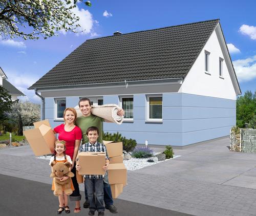 Town & Country-Verbrauchertipp: So hilft das Finanzamt beim Umzug ins Eigenheim