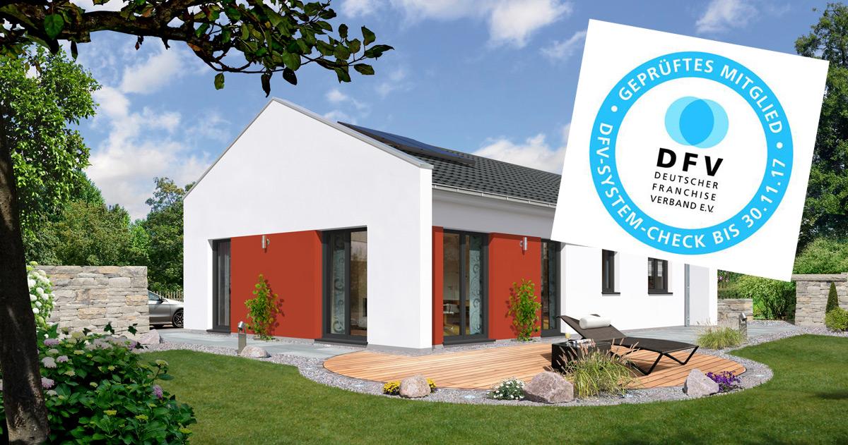 Town & Country Haus zum vierten Mal mit DFV-Prüfsiegel ausgezeichnet