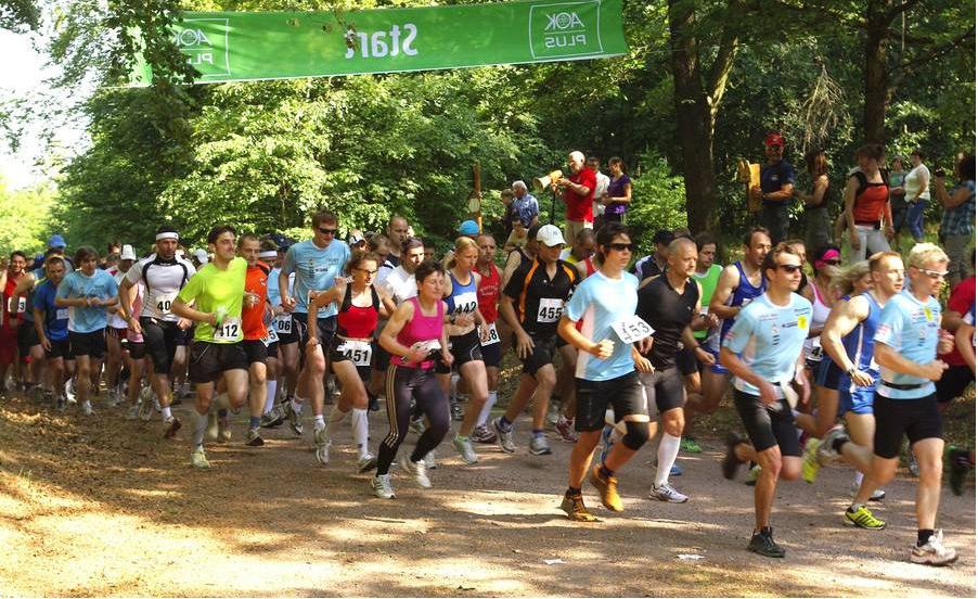 12. Town & Country Rennsteigquerung – der Marathon für Naturliebhaber