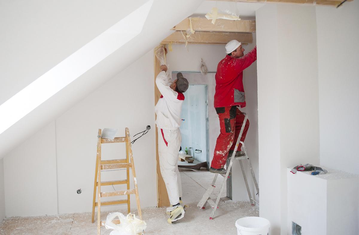 Eigenleistungen beim Hausbau – oftmals ein echtes Familiy-Business