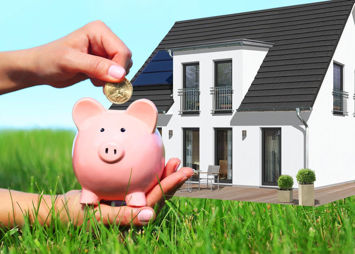 Hausbau: Vor allem Normalverdiener profitieren