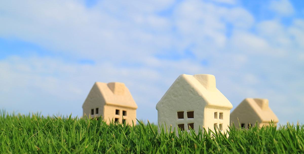 Drei Prozent mehr Einfamilienhäuser: Eigenheim hat große Bedeutung für Familien