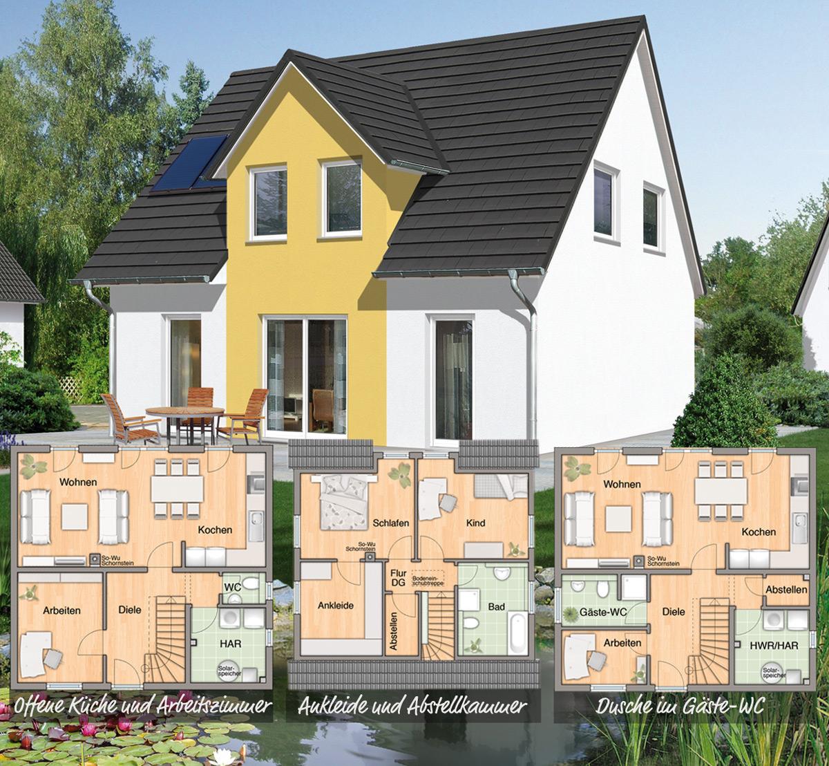 moderne familienh user flexibel lebensnah und bezahlbar blog von town und country haus. Black Bedroom Furniture Sets. Home Design Ideas