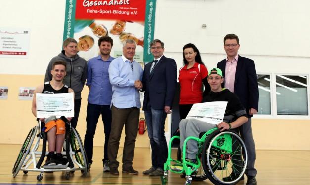 Town & Country Stiftung unterstützt Reha-Sport-Bildung e.V.