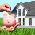 Mit eingesparter Miete Massivhaus finanzieren