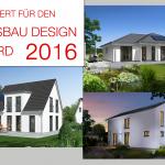 Town & Country Haus für den 3. Hausbau Design Award nominiert
