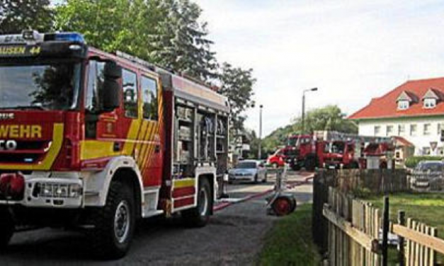 Brand in Nordhausen – Kinderheim erhält großzügige Unterstützung