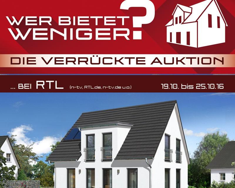 Ein Town & Country Traumhaus für gerade einmal 292,40 Euro