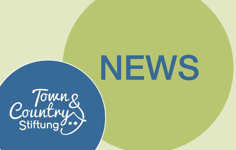 4. Town & Country Stiftungs-Preis wird in Erfurt verliehen. Insgesamt gehen 364.000 Euro an soziale Projekte in ganz Deutschland