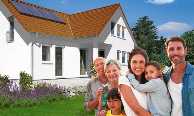 Mehrgenerationenhaus – Die ganze Familie unter einem Dach