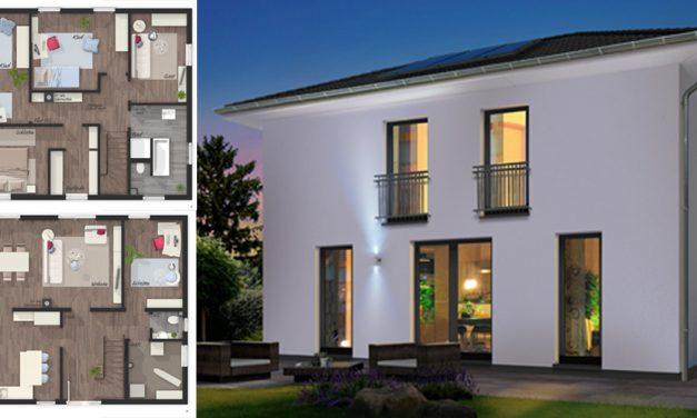 Das Stadthaus für Familien – Flair 152 RE jetzt noch flexibler
