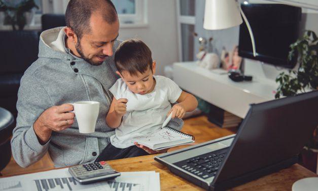 Home-Office: Steuern sparen mit dem Büro daheim