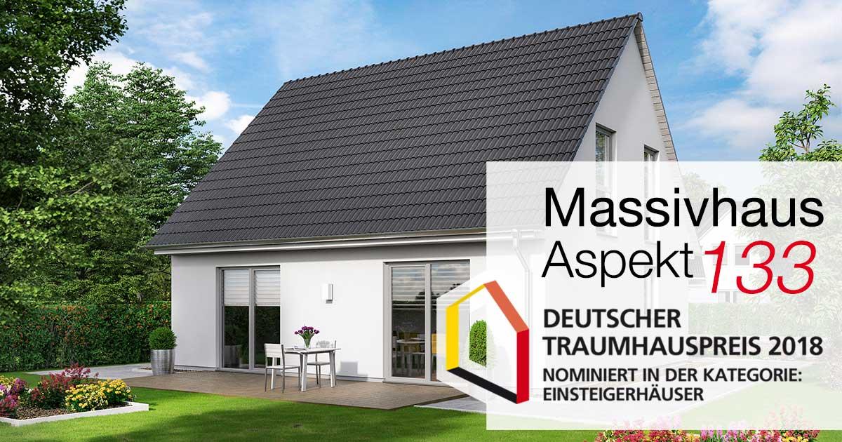 Deutscher Traumhauspreis 2018: Town & Country Haus ist nominiert!