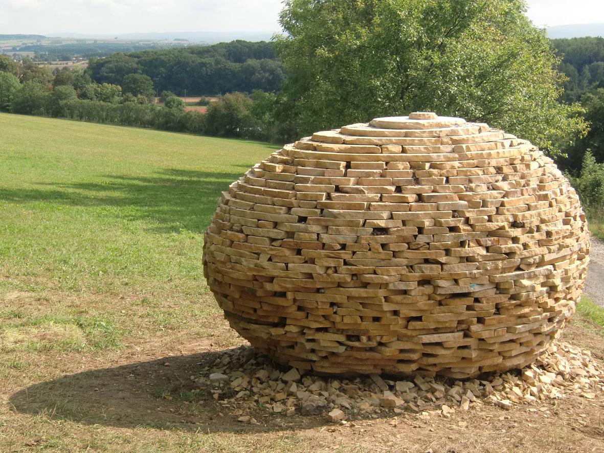 Bildhauersymposium: Der lange Weg vom Entwurf zum vollkommenen Kunstwerk