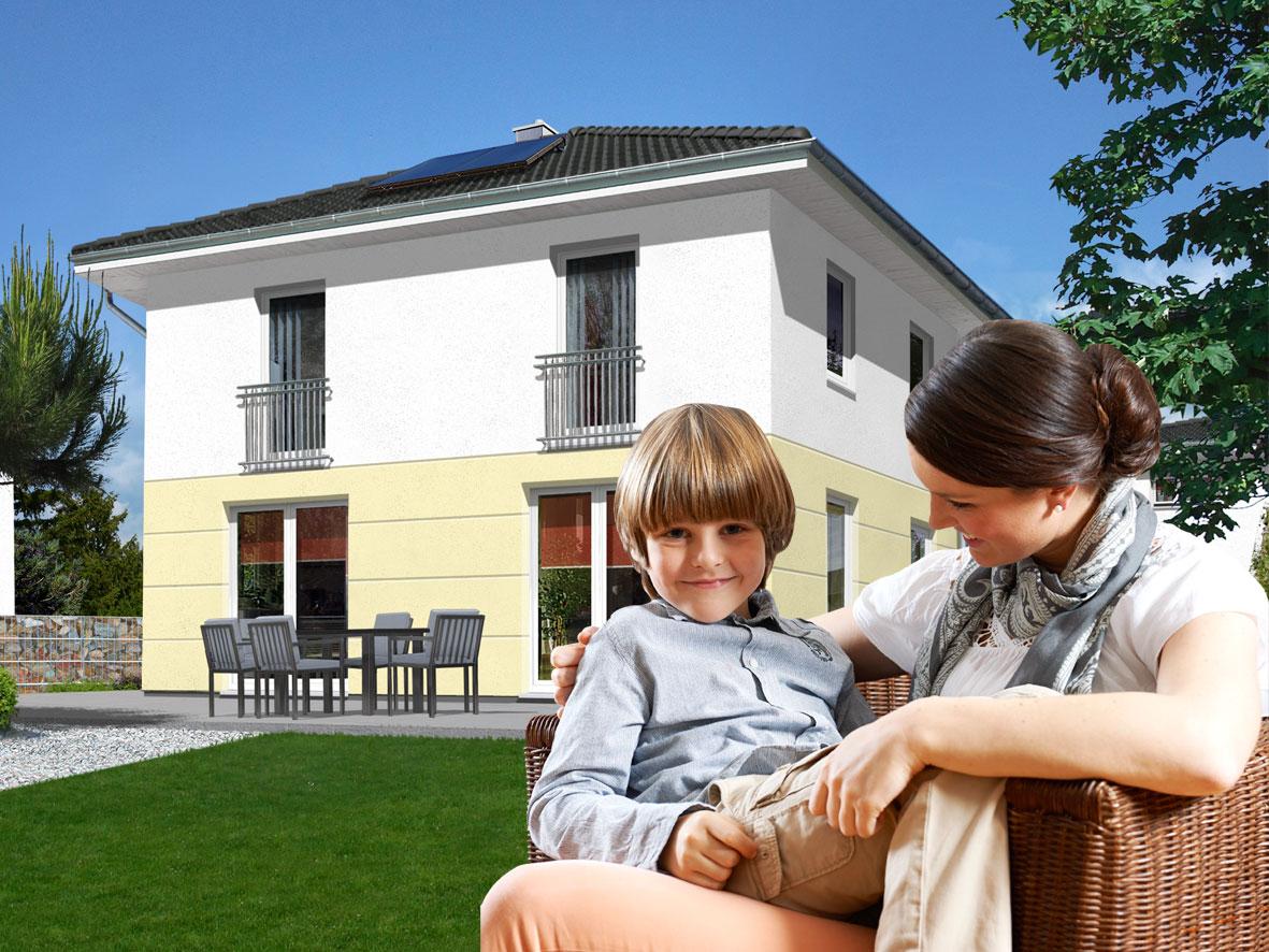 Junge Familien benötigen sichere Rahmenbedingungen beim Hauskauf
