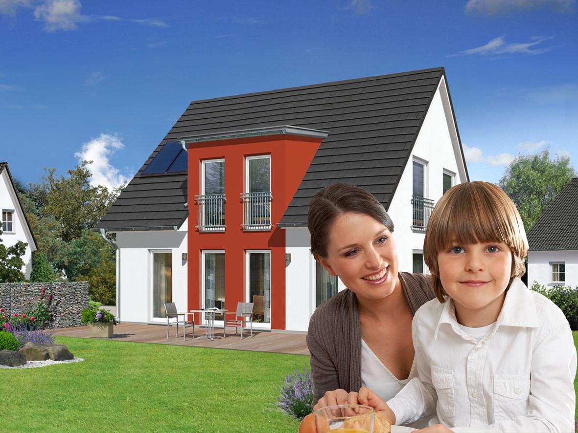 Mit dem eigenen Haus fürs Alter vorsorgen