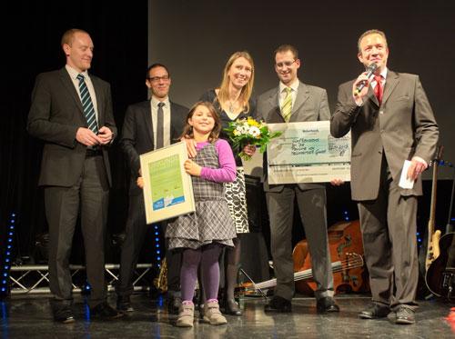 Förderung von Kinderhilfsprojekten mit mehr als 100 Tausend Euro – Verleihung des  1. Town & Country Stiftungspreises im Kaisersaal in Erfurt