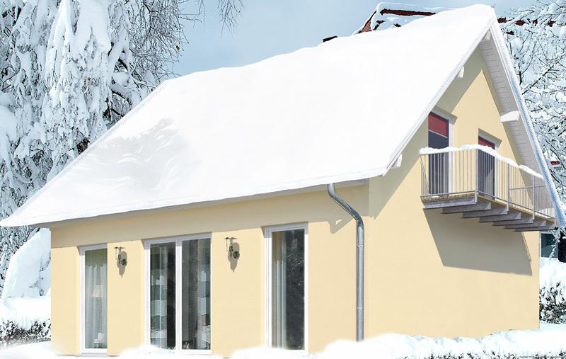 Sichergehen, dass keine Wärme verloren geht – Mit dem Blower-Door-Test
