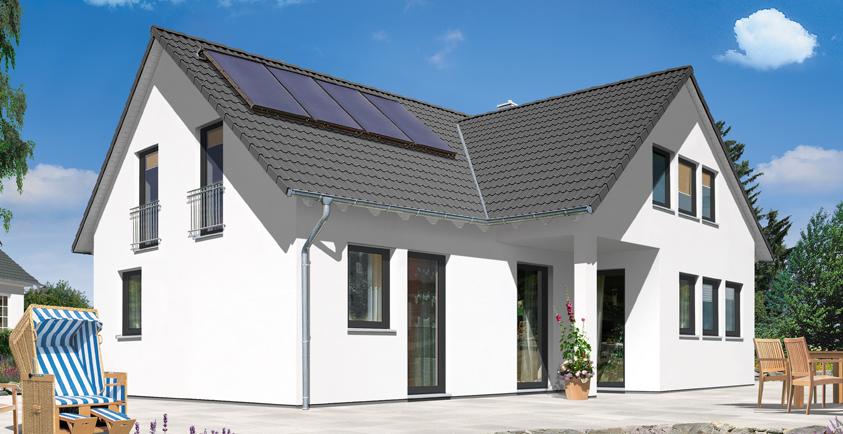 Sparen beim Hausbau: Mehrgenerationenhaus bietet finanzielle Vorteile