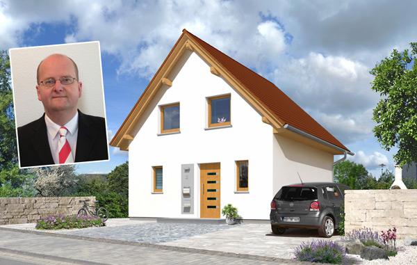 Von Ungarn nach Bayern, vom Einzelhandel zum Hausbau: Peter Feiner, Franchise-Partner von Town & Country Haus