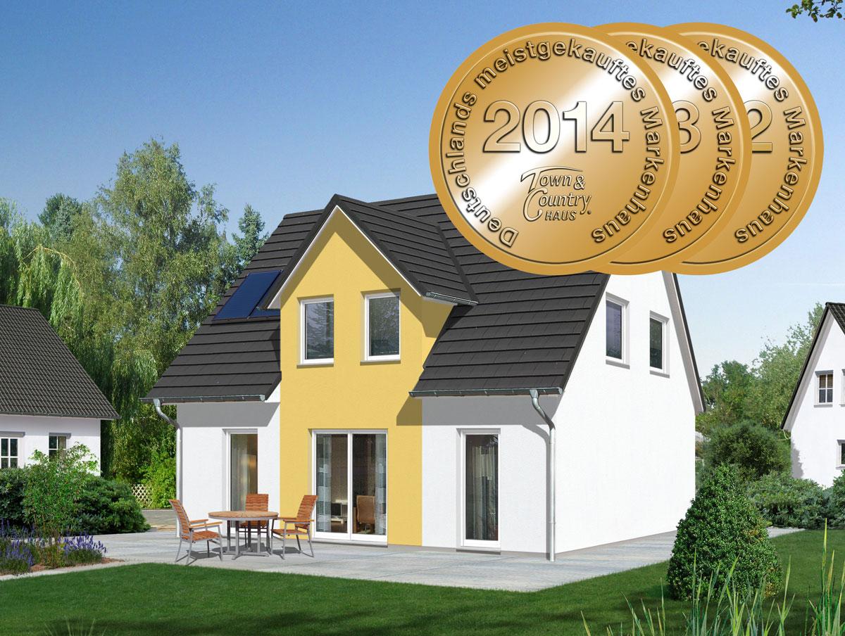 Town & Country Haus erneut über 3.000 verkaufte Häuser – deutliches Wachstum bei der Anzahl der Franchise-Partner