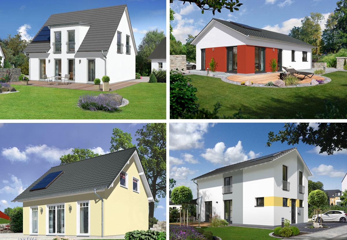 Hausbau-Trends 2015: Moderne Massivhäuser sind flexibel, smart und nachhaltig