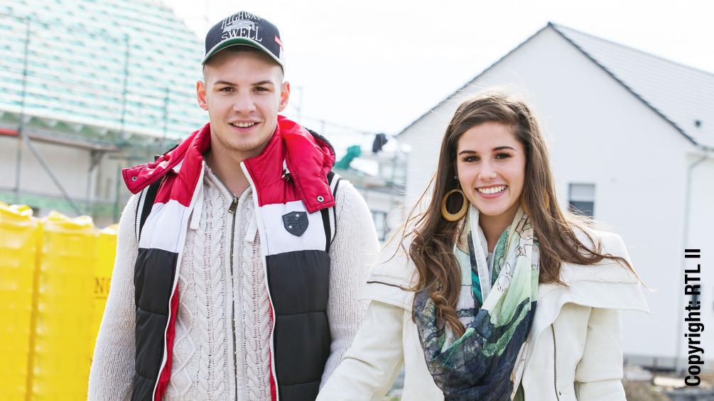 DSDS-Stars Sarah und Pietro leben in einem Town & Country Haus