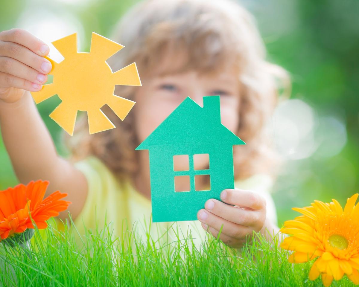 Raus aus der Stadt: Hausbau auf dem Land immer gefragter