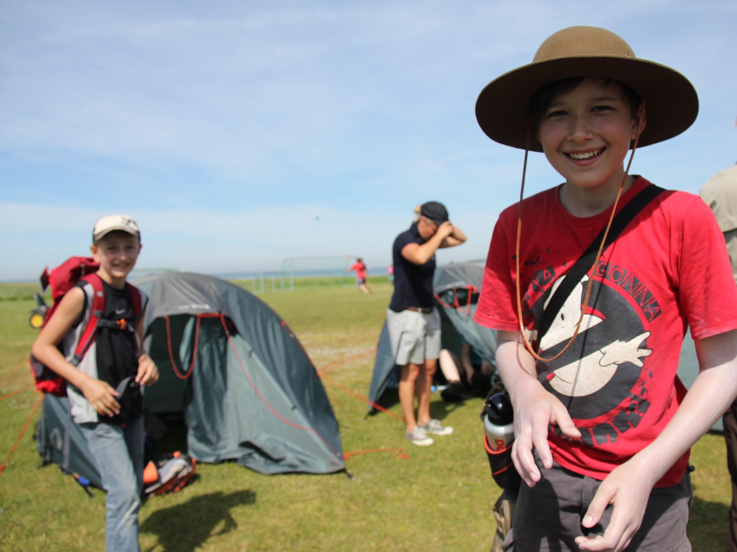 Da ist watt los – beim Sommerferiencamp der Junior Ranger in Harlesiel
