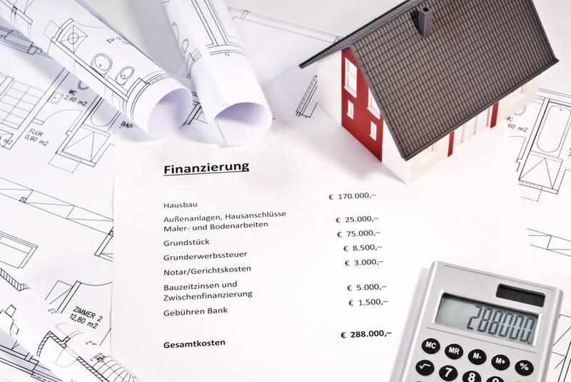 Kostentransparenz beim Hausbau wichtigste Voraussetzung für sichere finanzielle Planung