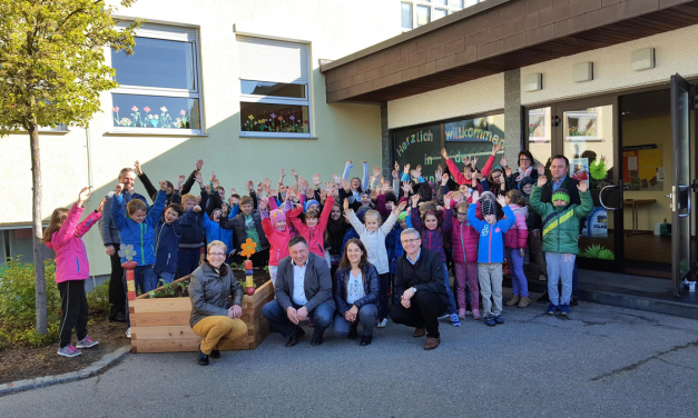 PflanzenWelten an der Grundschule Otzing