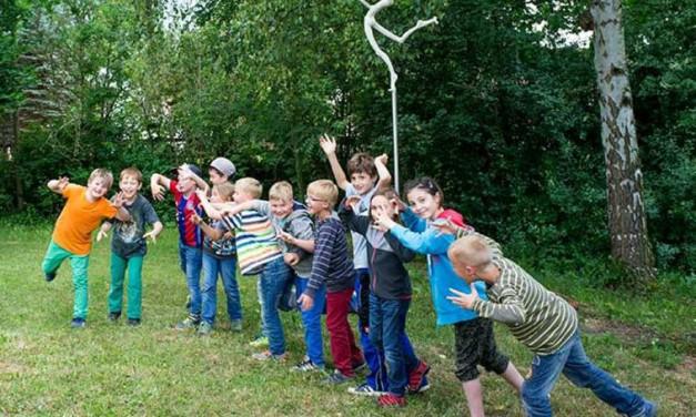 """20. Bildhauersymposium unter dem Motto """"Kinder und/oder Hoffnung"""""""