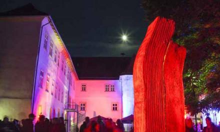 20. Bildhauersymposium in Behringen