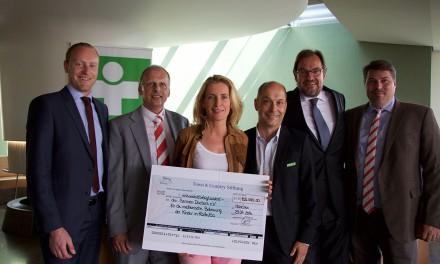 Town & Country Stiftung unterstützt Hilfsorganisation German Doctors e. V.