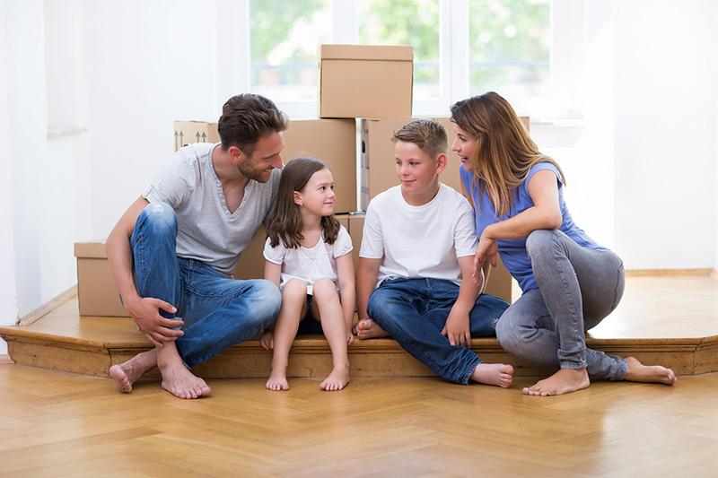 Die Finanzierung einer Immobilie ist auch im Zinstief eine große Herausforderung