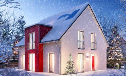Hausbau im Winter, was müssen Bauherren beachten?