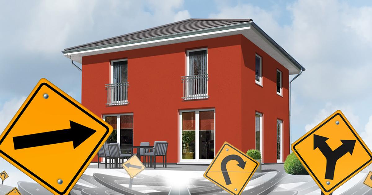 Bei der Suche nach dem Baupartner sollten Bauherren sorgfältig vorgehen