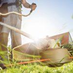 Die richtige Ausstattung sorgt für Sicherheit und Spaß bei der Gartenarbeit