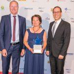 Franchisegründer-Preis 2018 für Annette Meyer von Town & Country Haus