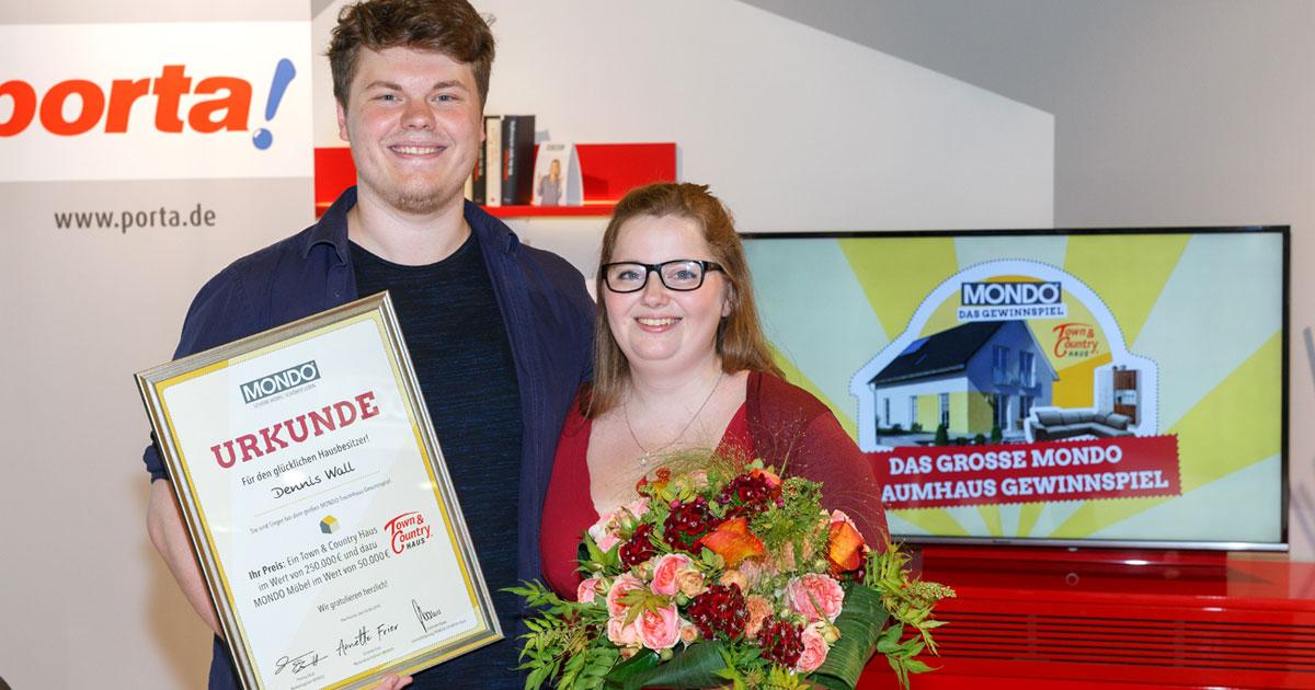 MONDO-Gewinnspiel: Der Traumhausgewinner steht fest