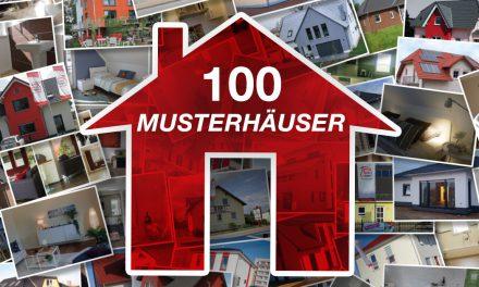Town & Country Haus hat rund 100 Musterhäuser deutschlandweit
