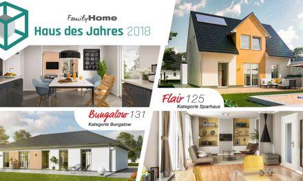 Haus des Jahres 2018: Town & Country Massivhäuser nominiert
