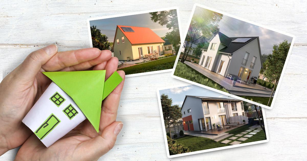 Großes Oder Kleines Haus Wie Viel Platz Braucht Eine Familie