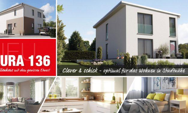 """Neu bei Town & Country Haus: Stadthaus """"Aura 136"""""""