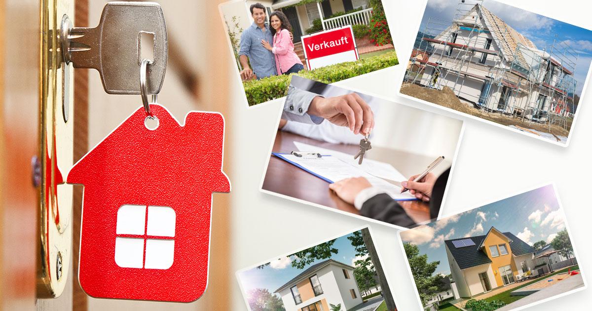 Bauen, kaufen oder mieten –  lohnt sich das Eigenheim?