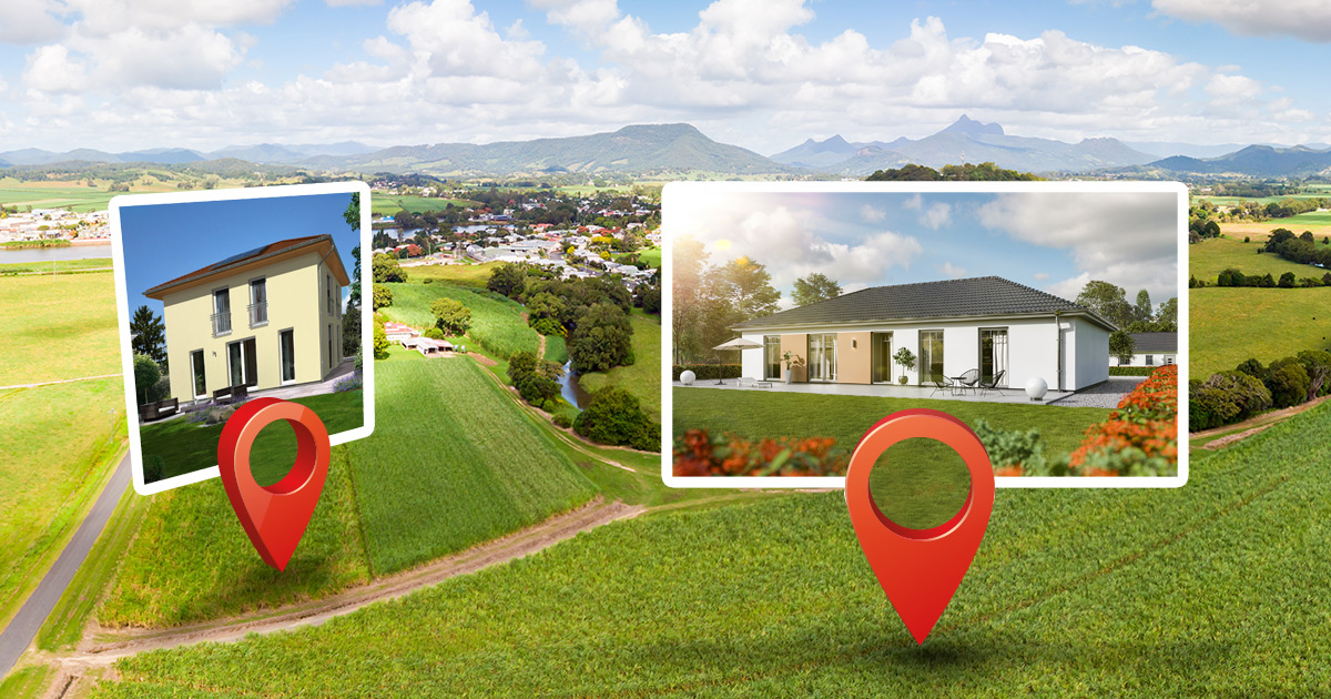 Hausbau-Trends 2019: Traumhaus sollte mindestens 100 m2 groß sein