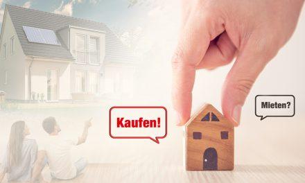 Raus aus der Miete & rein ins Eigenheim: Wohneigentum ist günstiger als Mieten